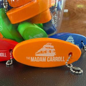 Madam Carroll Key Floaties