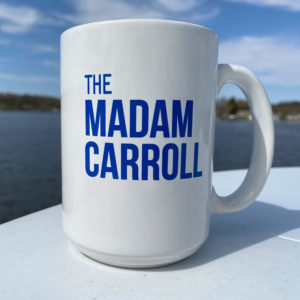 The Madam Carroll Coffee Mug
