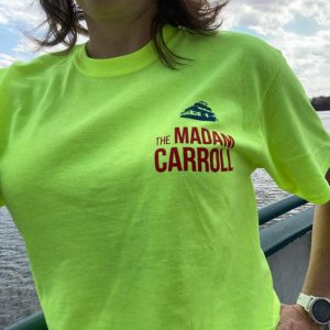 Ship-Faced Madam Carroll Tee